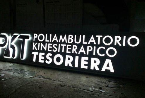 Cassonetto Traforato LED