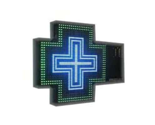 croce led farmacia torino