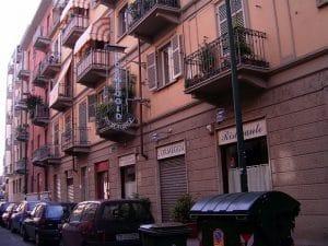 insegne ristoranti al neon Torino