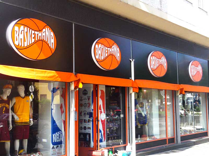 Cassonetto Basketmania