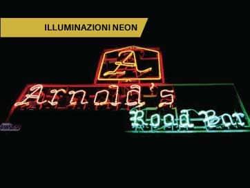 Illuminazioni Neon