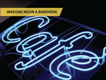 Neon a Bandiera