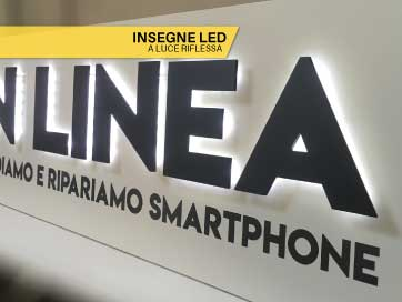 Insegne Led